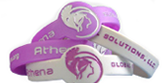 Custom Shaped Wristbands